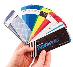 plastic Rowmark FusionGrafix