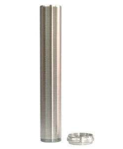 футляр металл  D=40 мм. L=210 мм.