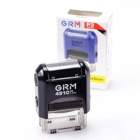 GRM 4910 P3 размером 26х9мм