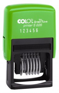 Colop S226 Green Line