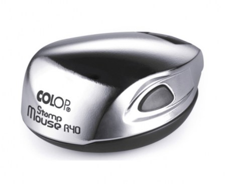 Colop Stamp Mouse R40 Chrom