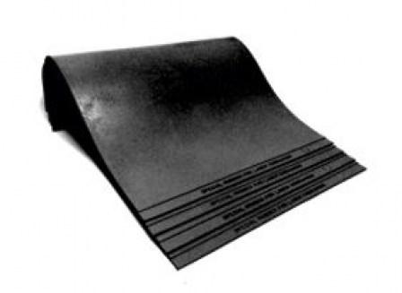 Rubber for laser engraving TITANIUM