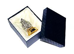 Серебряный Филин в коробке