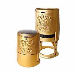 Автомат бронза в золоте