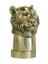 Ручка для печати лев большая