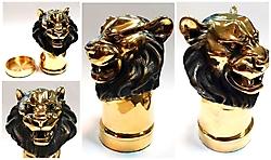 Оснастка из бронзы Рычащий Лев