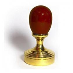 Сердолик (золото 925)