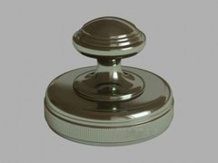 Ручная металлическая оснастка 17а для печатей