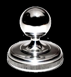 Ручная металлическая оснастка 17б  для печатей