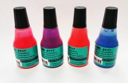 Краска Неоновая флуоресцентная на водной основе Noris 117UVA