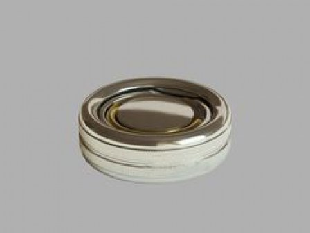 Ручная металлическая оснастка 23а  для печатей врача