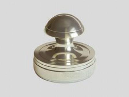 Ручная металлическая оснастка 23 для печатей врачa