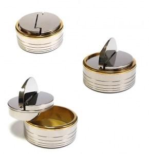 Ручная металлическая оснастка  МАГНЕТИК 25в-2 для печатей
