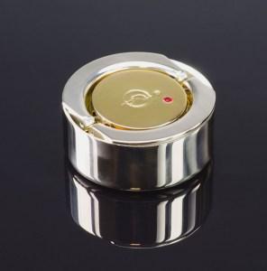 Ручная металлическая оснастка для круглой печати 25е-К