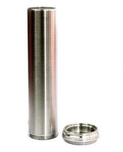 футляр металл  D=35 мм. L=150 мм.