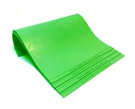Rubber for laser engraving GreenLine