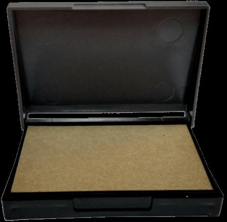 Настольная штемпельная подушка для спиртовой краски GRM 9053 размер 80х155 мм