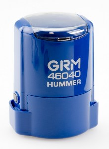 GRM 46040 Hummer оснастка для печати  д.40мм