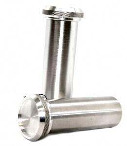 футляр металл  D=40 мм. L=120 мм.