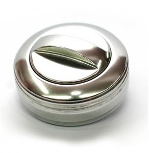"""оснастка для печати """"Карина"""" 42п с Кнопкой  размером Ø42 мм."""