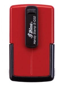 Карманная автоматическая для штампа Shiny SQ-32