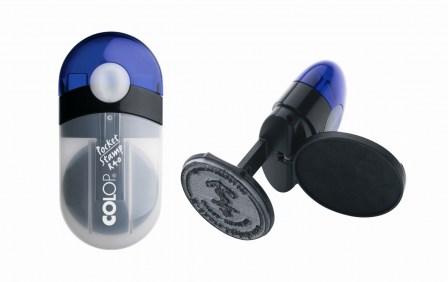 Карманная Colop Pocket R40 Ø40мм