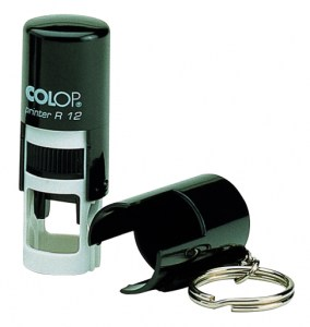 Colop Printer R12 + key ring