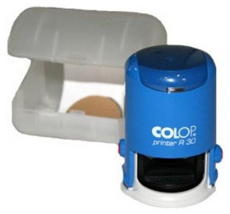 Автоматическая пластиковая Colop Printer R30 box
