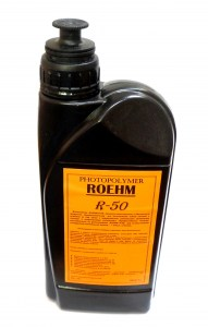 ROEHM жидкий фотополимер