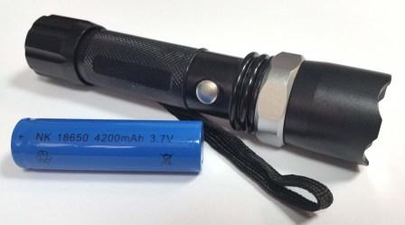 ульрафиолетовый фонарь 365 нм