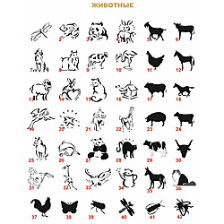 животные 1