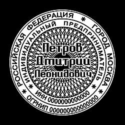 Печать ИП защитной гильоширной сеткой_34