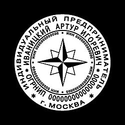 Печать ИП логотипом_80