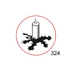 пломбир под пластилин и сургуч 324