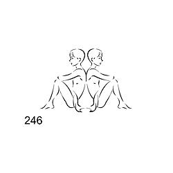 пломбир под пластилин и сургуч 246