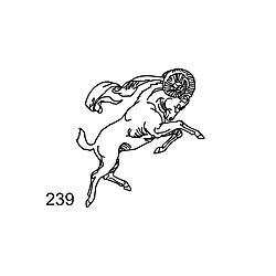 пломбир под пластилин и сургуч 239